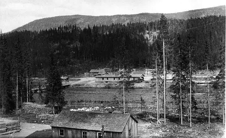 Deset skole 1920-årene